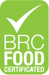 A Grade BRC Food Certificated by the BRC Global Standard for Food Safety